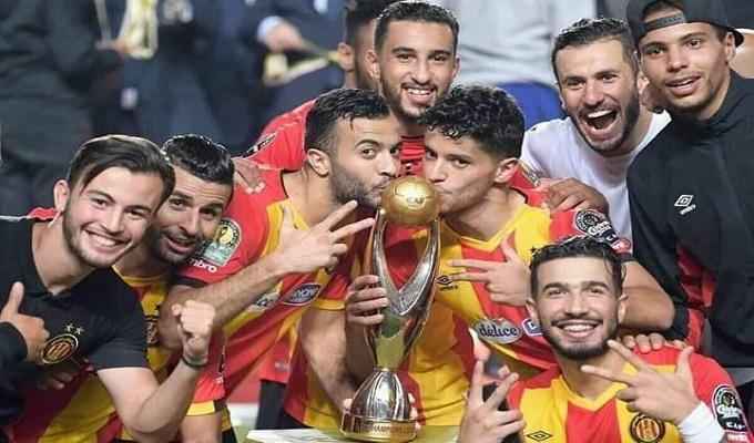 LdC-CAF: l'Espérance de Tunis renverse Al Ahly et s'offre un 3ème sacre continental