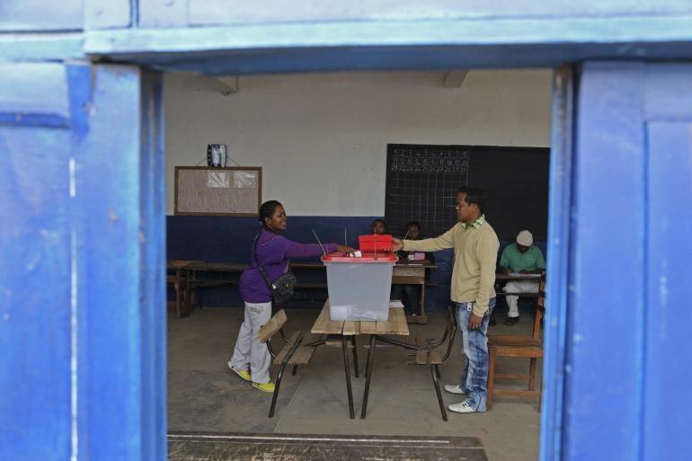 Madagascar/Présidentielle: Jour d'élection sur la Grande Ile