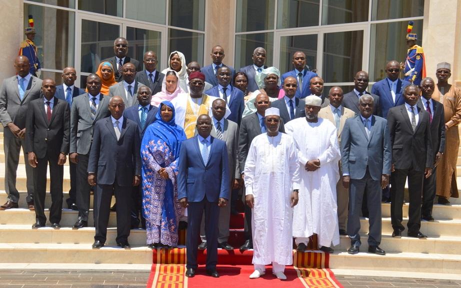 Tchad/remaniement ministériel: le nouveau gouvernement compte 31 membres