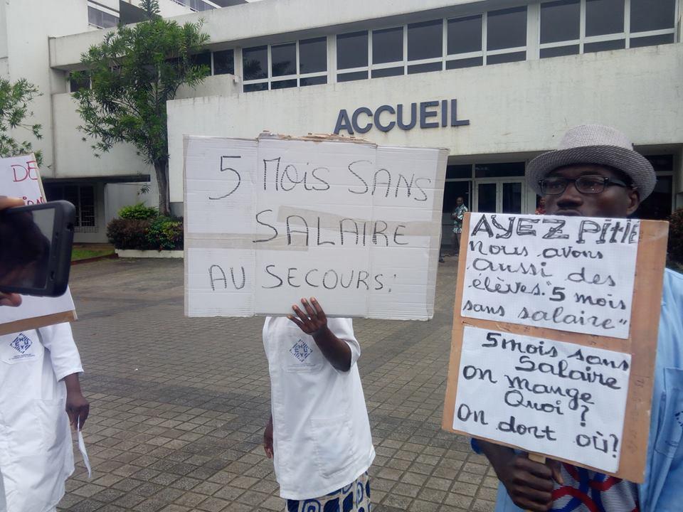 Côte d'Ivoire: cinq jours de grève dans les hôpitaux et centres de santé publics du pays