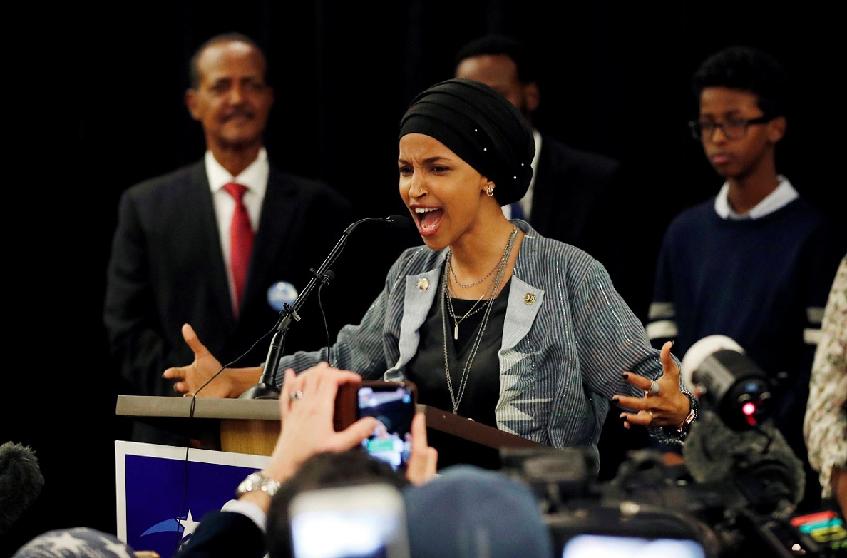 «American Dream»: Ilhan Omar, réfugiée somalienne devenue Congresswoman