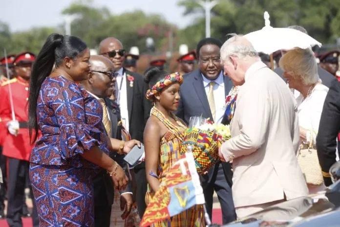 Tournée africaine: le Prince Charles et son épouse à Accra pour une visite officielle de 5 jours