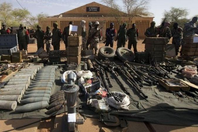 Nord du Mali: 1500 combattants ont déposé leurs armes dans le cadre du programme DDR