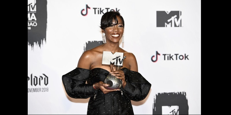 MTV Europe Music Awards : la nigériane Tiwa Savage, meilleur artiste africain 2018