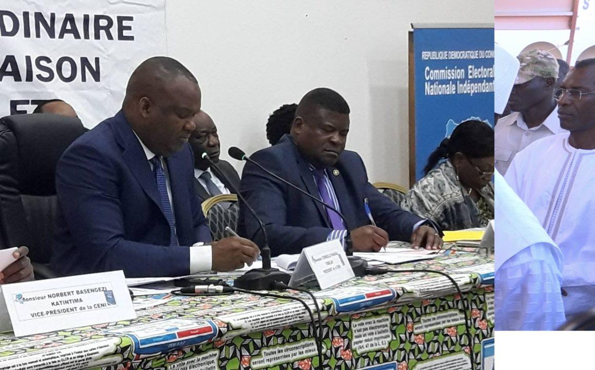 Elections en RDC: les scrutins sont reportés au mois de mars 2019 à Béni et d'autres localités du pays