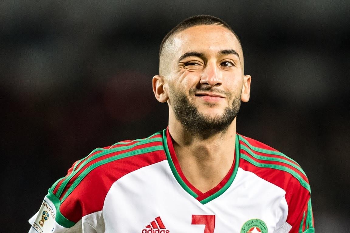 Maroc/Sportifs de l'année: Hakim Ziyech et Fatima-Zahra Abou Fares sur le podium