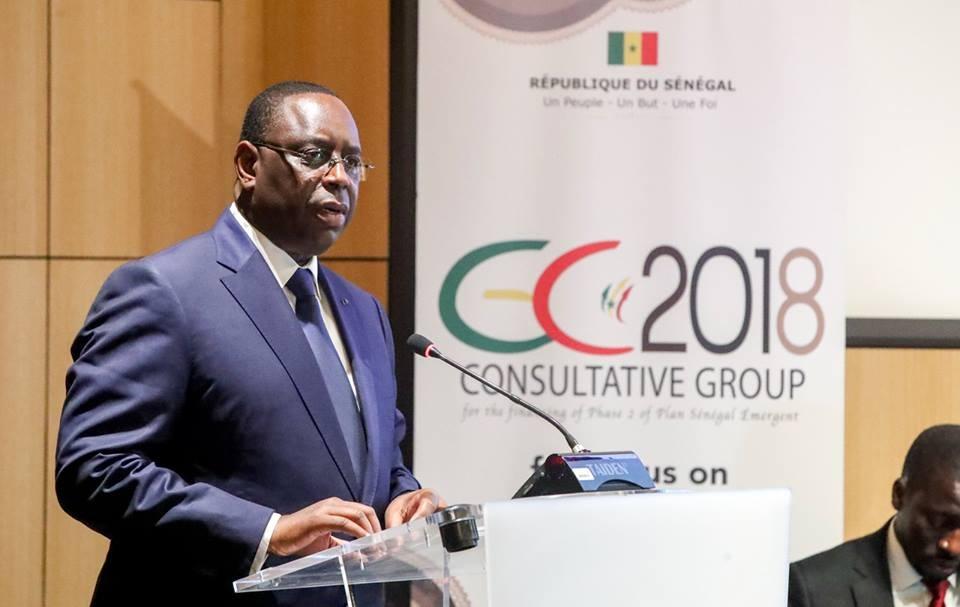 Phase 2 Plan Sénégal Emergent: Dakar obtient des engagements pour 14 milliards de dollars