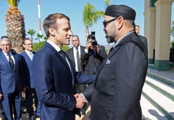 Attaque à Strasbourg: le Roi Mohammed VI adresse ses condoléances aux victimes et au peuple français
