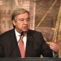 Antonio Guterres : « L'Afrique est un continent plein d'espoir »
