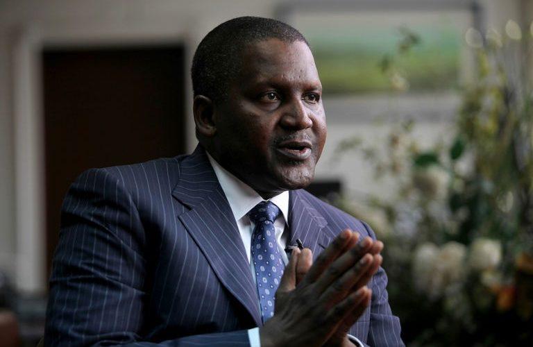 Des fortunes africaines s'activent