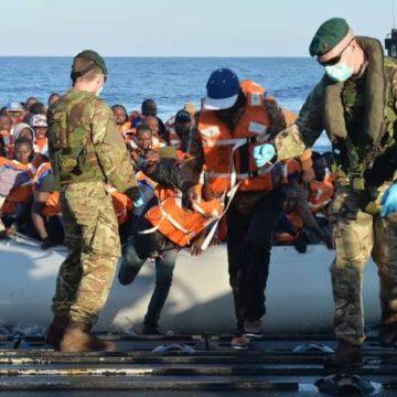 Maroc : 74000 tentatives de migrations irrégulières stoppées par le royaume en 2019
