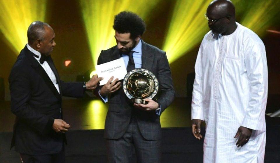 Foot/Mohamed Salah, 2è Africain distingué 'Ballon d'or' d'un Mondial des clubs