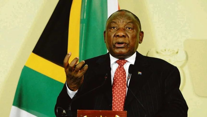 Relance économique en Afrique du Sud