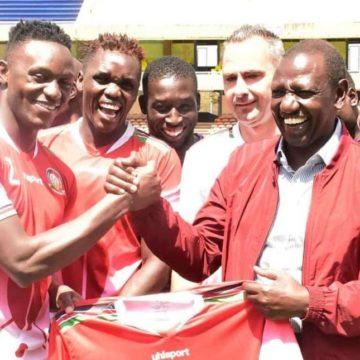 Kenya/ CAN 2019 : le Parlement rappelle au vice-président sa promesse d'offrir 50 millions de shillings à la sélection nationale