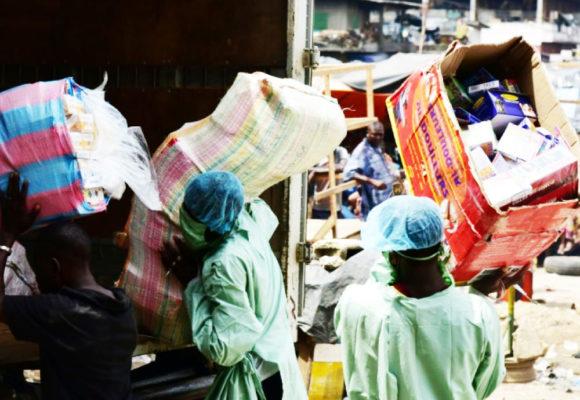 Saisie de médicaments contrefaits en Afrique