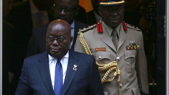 Ghana: le président Nana Akufo-Addo ajourne le référendum constitutionnel du 17 décembre