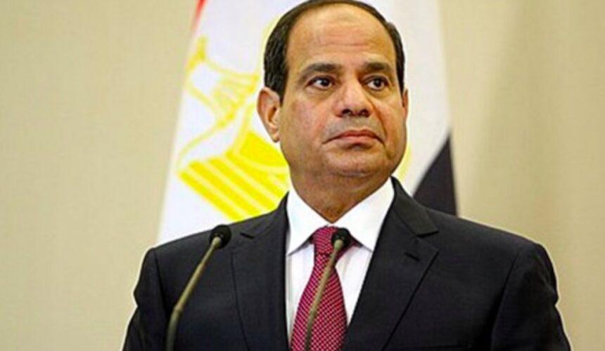 Abdel Fattah al Sissi (DR) | Coronarivus