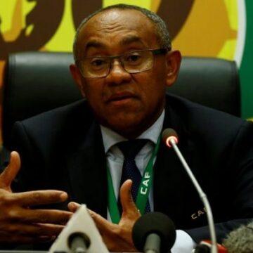 Ahmad Ahmad entame une visite de trois jours au Cameroun dès lundi