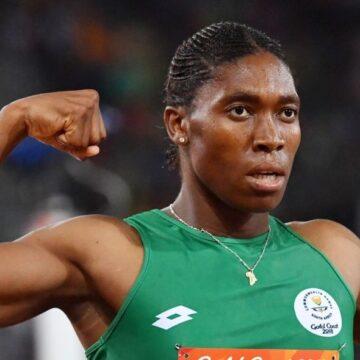 Bras de fer avec l'IAAF/Pas question que je prenne ma retraite, encore 10 ans devant moi (Caster Semenya)
