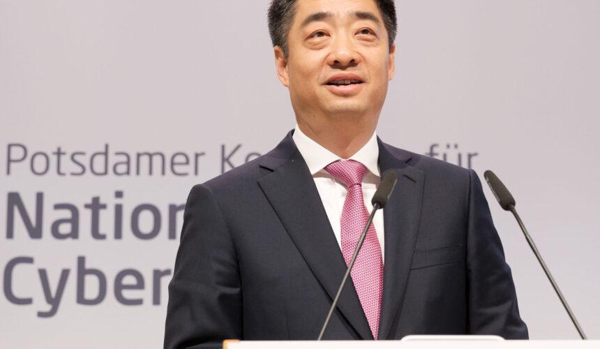 Ken Hu, Vice-Président de Huawei