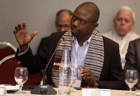 Leadership : Kader Kaneye, le Nigérien qui veut forger une nouvelle génération d'Africains