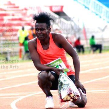 Nouvelle règle IAAF : la kényane Imali dénonce une loi discriminatoire