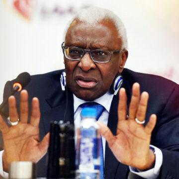 Le procès de Lamine Diack, ex-patron de l'IAAF reporté à juin