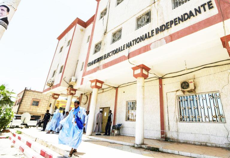 Mauritanie/Présidentielle : Une centaine «d'étrangers» arrêtés, internet coupé