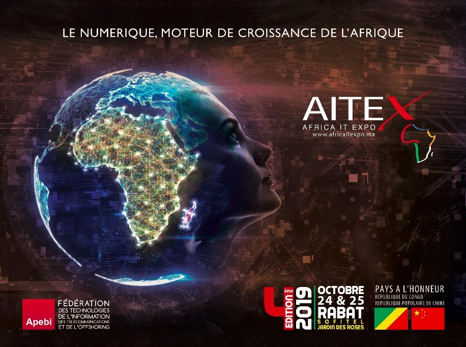 L'AFRICA IT EXPO 4 prévue à Rabat en octobre prochain