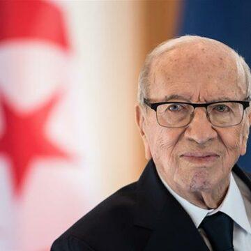 Tunisie : Le Président Béji Caïd Essebsi s'en est allé à 92 ans