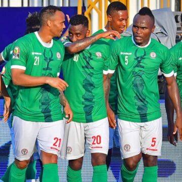 Football : Madagascar, 1er néophyte en CAN à finir le 1er tour avec 7 points depuis 1963