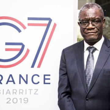 Affaire Ntaganda: Mukwege encourage la CPI à «poursuivre ses enquêtes en RDC»