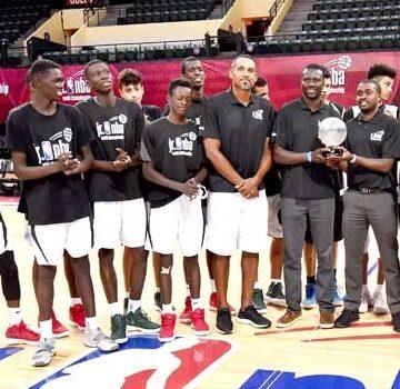 Jr. NBA Global Championship : les 20 jeunes talents africains dévoilés