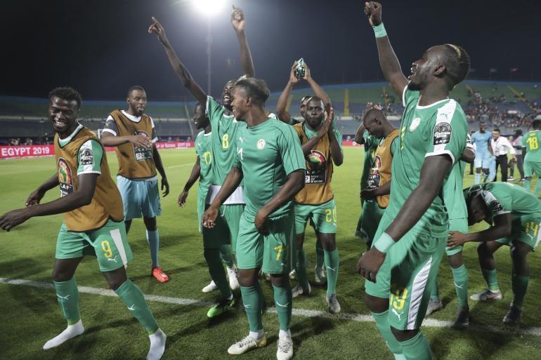 CAN 2019 : après la qualification en finale, Macky Sall veut le trophée à Dakar