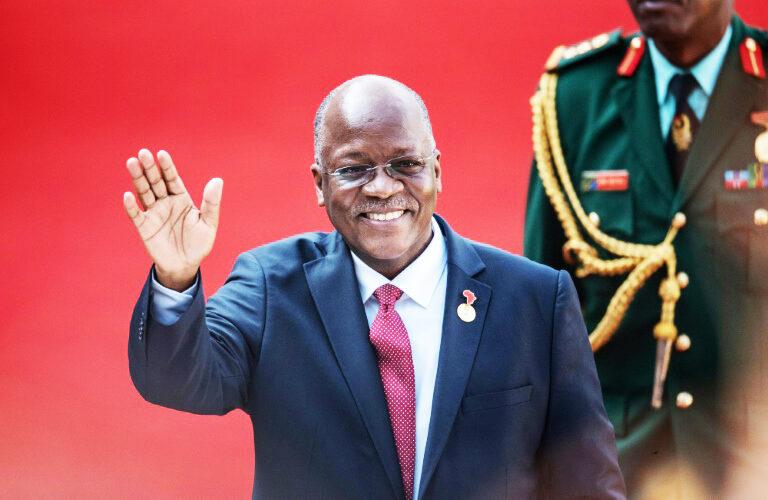 Élections en Tanzanie