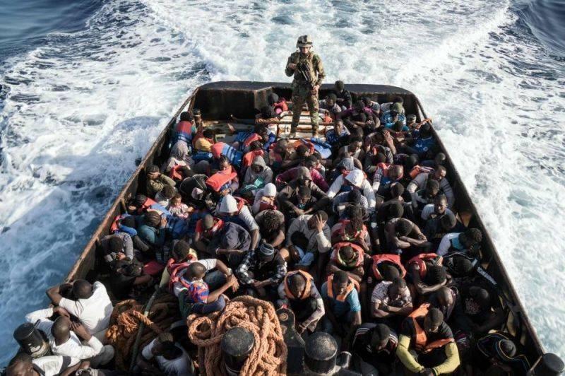 Le HCR condamne le décret de l'Italie qui criminalise ou stigmatise les ONG secourant les réfugiés et migrants