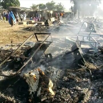 Nigeria : Le bilan d'une attaque de Boko Haram dans le Nord-Est grimpe à 65 morts