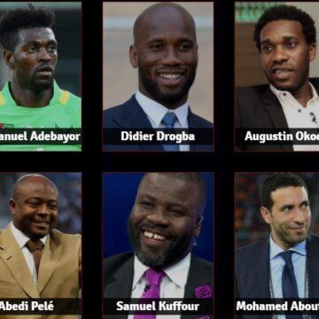 Nuit du Football Africain/6ème édition : qui sont ceux qui seront honorés ?
