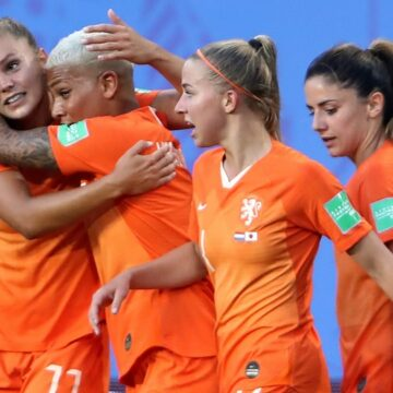 Mondial féminin : les « Oranje » rejoignent la Team USA en finale