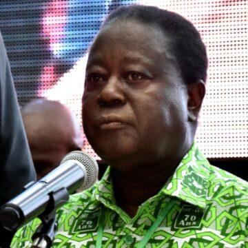 Présidentielle 2020 en Côte d'Ivoire/L'ex Président Bédié craint pour les velléités de modification de la Constitution
