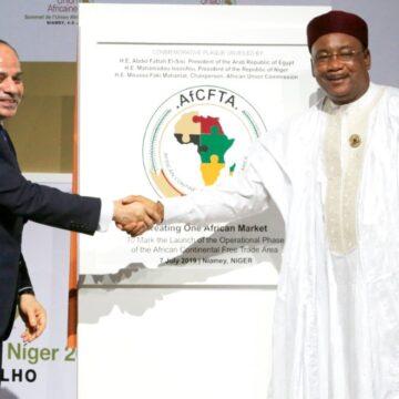 Opérationnalisation de la ZLECAf : Abdel Fattah al-Sissi salue un jour historique pour l'Afrique