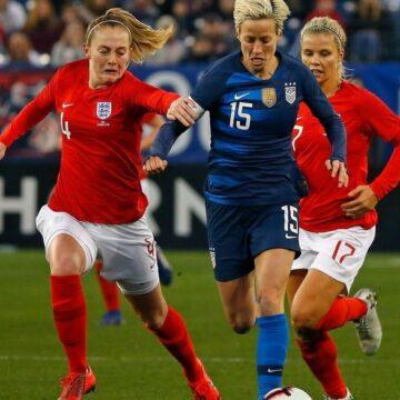 Mondial féminin : reprise ce mardi avec le choc des demi-finales USA-Angleterre