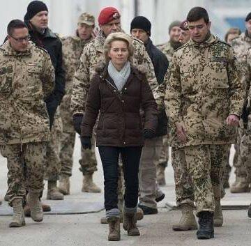 Commission européenne : l'Allemande Ursula Von Der Leyen à la Présidence pour une Europe de la Défense