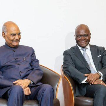 Diplomatie : New Delhi se rapproche de trois capitales d'Afrique occidentale