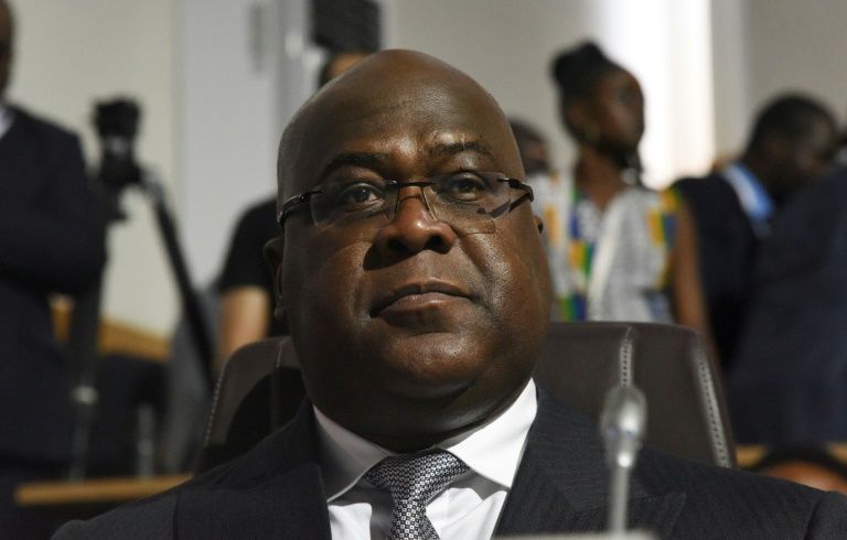 RDC: Tshisekedi fait de l'électricité la priorité économique de son mandat