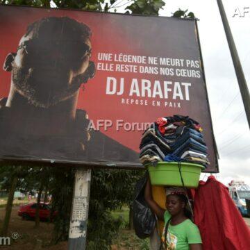 Côte d'Ivoire : Adieu national à DJ Arafat, star du coupé-décalé