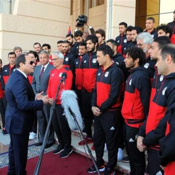 Al-Sissi ne veut plus de sélectionneurs étrangers à la tête Pharaons