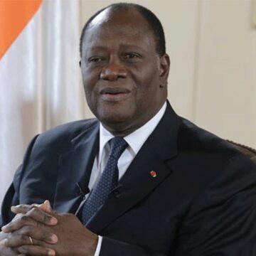 Présidentielle 2020 : Ouattara souhaite une caution à 100 millions et ne s'exclut pas de la course