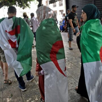 Les étudiants ont manifesté à Alger pour le 24e mardi consécutif
