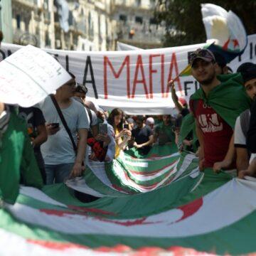 Algérie: Les étudiants ont manifesté pour la 25e semaine, malgré les vacances